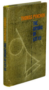 The-Crying-of-Lot-49-by-THOMAS-PYNCHON-First-Edition-1966-Postmodern-1st