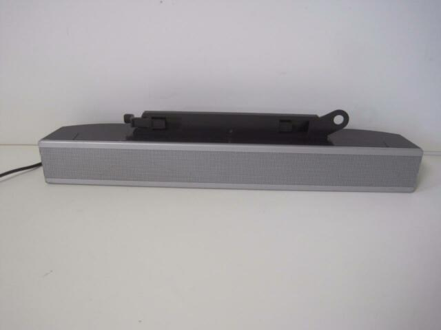 Dell Sound Bar Stereo Speaker AS501 UH837 Monitor Black       ** LOT of 10 **
