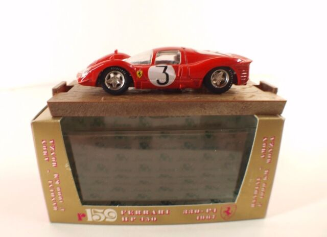 Brumm R159 Ferrari 330-P4 #3 1967 neuf en boite 1/43 MIB