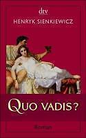 Quo vadis? von Henryk Sienkiewicz