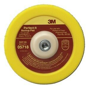 3M™ 05718 Perfect-It™ Back-Up Pad, 7 inch, 5718