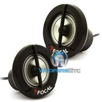 (2) Focal Tn-42 1 Car Audio Tweeters Pair Tn42 on sale