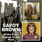 Shake Down/Getting to the Point by Savoy Brown (CD, Jan-2006, 2 Discs, Beat Goes On)