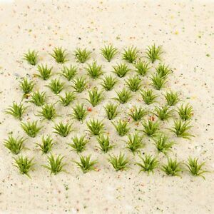 50Pcs-1-60-1-75-HO-Scale-Model-Ground-Cover-Grass-Green-Railroad-Layouts-Scenery
