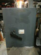 Ge Qmr367c Hardware 800 Amp 600 Volt 3p Painted Qmr Switch Warranty