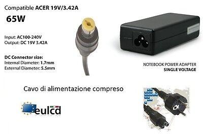 Alimentatore Notebook Acer  Aspire 5100 compatibile  (09)