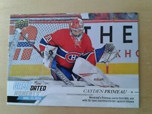 2019-20-19-20-Upper-Deck-Game-Dated-Moments-Cayden-PRIMEAU-DEC-11-2019