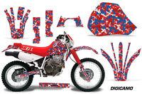 Amr Racing Honda Xr 600r 600 R Graphic Kit Bike Decal Mx Parts 1991-2000 Digicam