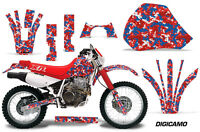 Amr Racing Honda Xr 600r 600 R Graphic Kit Bike Decal Mx Parts 1991-2000 Digicam