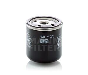 Mann Kraftstofffilter WK712/3 für Deutz D2506 D3006 OE Nr. 01180596