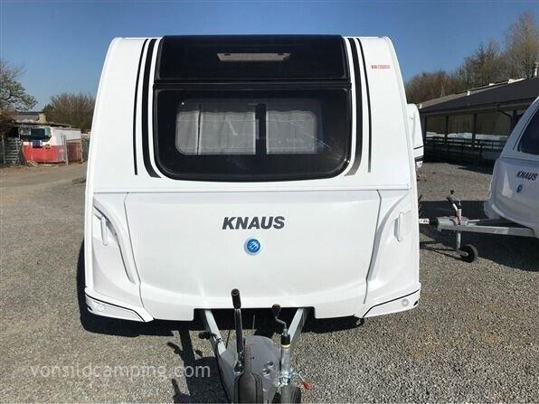 Knaus Sport 650 UDF Silver Selection, 2020, kg egenvægt