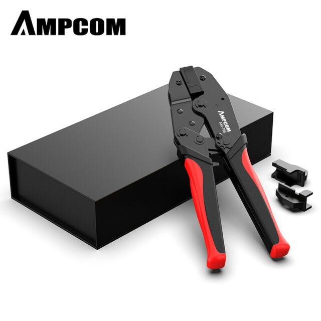 Network and BUNDLE Crimping and Punch Down Tools with 66 for 4P//6P//8P 110