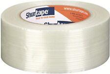 24 Rolls 2 X 60 Yard Fiberglass Reinforced Filament Strapping Tape 45 Mil