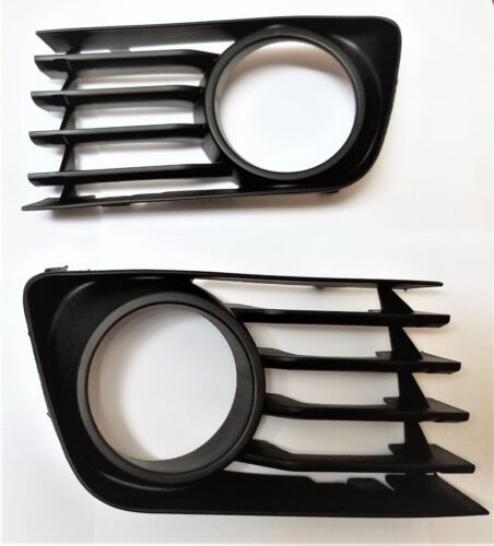 Left and right driver fog light lamp cover grille for 2004-2009 Prius