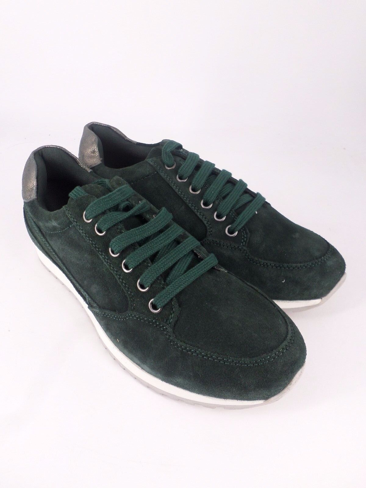 WHITE STUFF TEAL D759625 SARAH TRAINERS LN29 80 SALEs