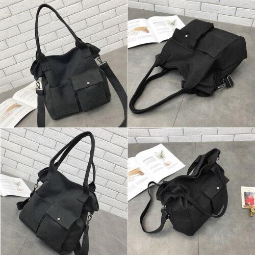 Women Handbag Tote Purse Casual Shoulder Bag Large Capacity Travel Messenger Bag