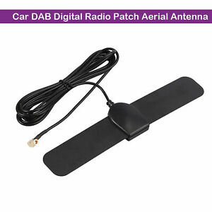 Car-DAB-Digital-Radio-Patch-Aerial-Antenna-for-Pioneer-Sony-JVC-Kenwood-Alpine