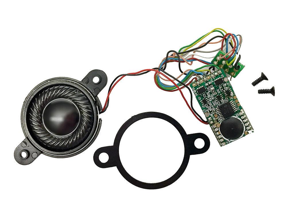 Hornby R8115 Digitaldecoder TTS Sound Decoder Merchant Navy