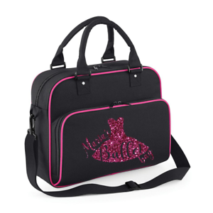 Image Is Loading Personalised Name Ballet Bag Children 039 S Dance