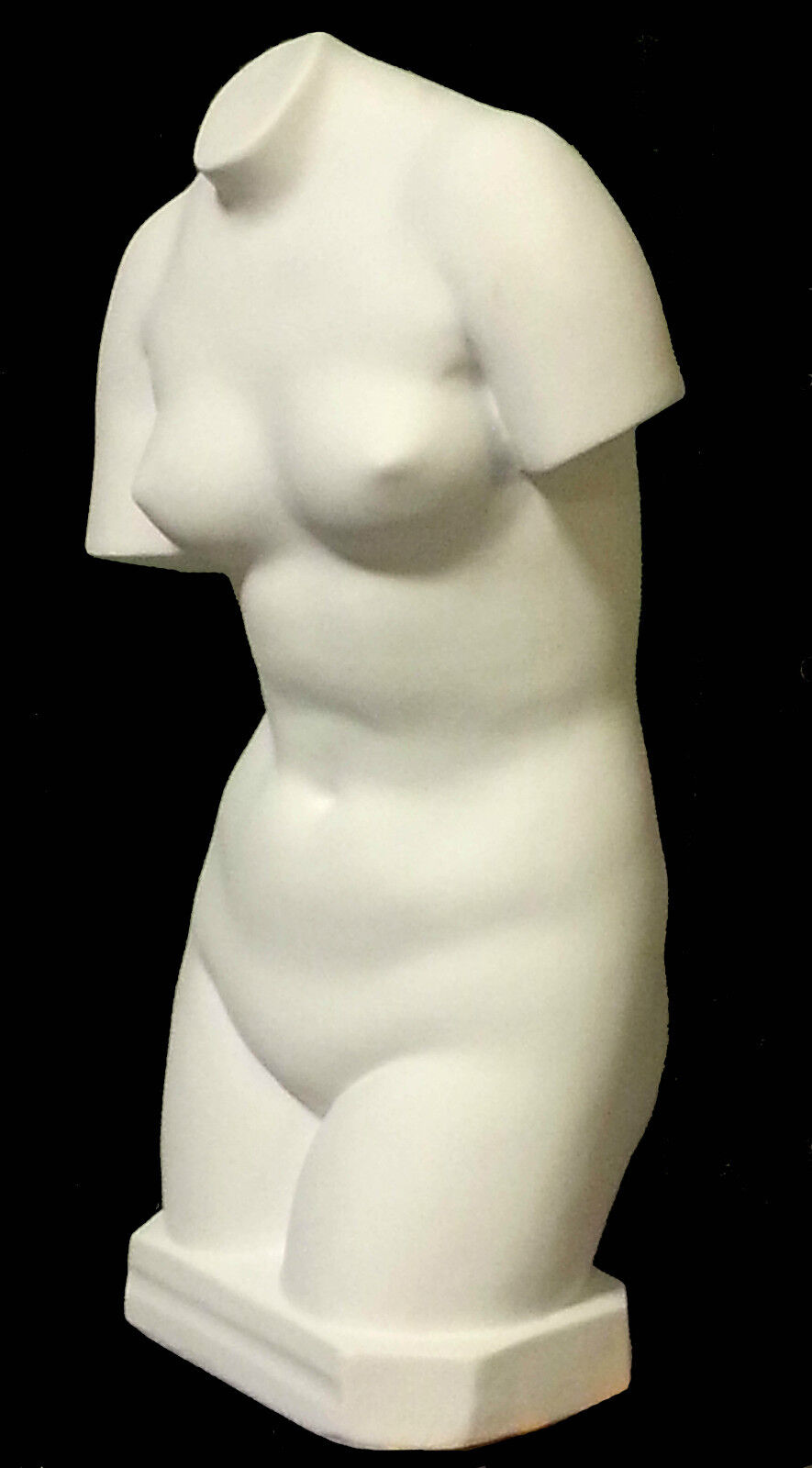 Torso de Afrodita, Venus griego italiano escultura diosa del amor y belleza 55 Cm