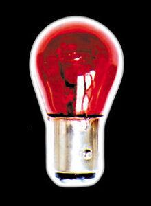 2 Ampoules P21w 12v 21w Ba15s Rouge Feu Stop ...382r Uov0et80-07234800-978581585