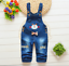 26-style-Kids-Baby-Boys-Girls-Overalls-Denim-Pants-Cartoon-Jeans-Casual-Jumpers thumbnail 16