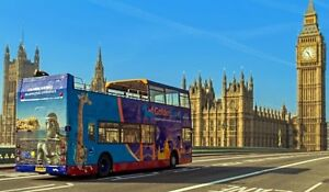 3 x ADULT 24 HOUR TICKETS GOLDEN TOURS LONDON HOP ON  OFF BUS TOUR amp BOAT RIDE - London, London, United Kingdom - 3 x ADULT 24 HOUR TICKETS GOLDEN TOURS LONDON HOP ON  OFF BUS TOUR amp BOAT RIDE - London, London, United Kingdom
