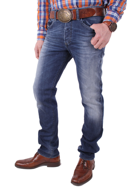 Diesel Jeans Pantaloni men Buster 0839h Slim Fit blue
