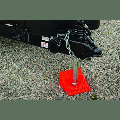 Chock R Dock Leveling Block Wheel RV Jack Trailer Tire Car Vehicle Boat Parking