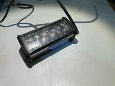 Federal Signal Fs Cuda Trioptic Model 351011 R Series Led Light Tested