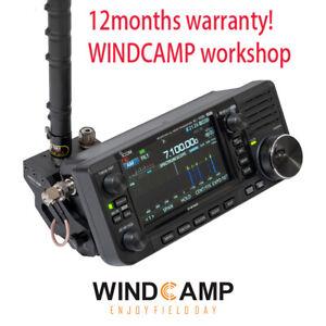 WINDCAMP Quick Release Antenna Bracket For ICOM IC-705 Portable Shortwave Radio