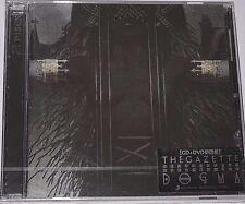 Japan ROCK Band THE GAZETTE DOGMA Limited Edition CD+DVD (2015) #A5