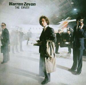 NEW-CD-Album-Warren-Zevon-The-Envoy-Mini-LP-Style-Card-Case