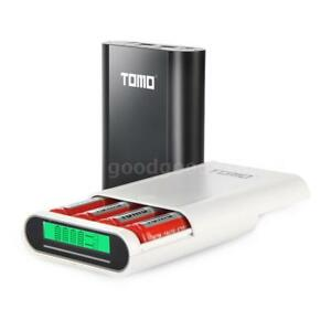 TOMO-M4-M3-Battery-Charger-USB-Power-Bank-External-for-iPhone-X-Samsung-S8-Q2F0