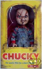 "CHUCKY Child's Play Movie 15"" inch Mega Scale Doll Figure Mezco 2014"