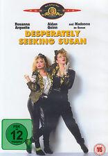 DVD - Susan verzweifelt gesucht - Rosanna Arquette, Madonna & Aidan Quinn