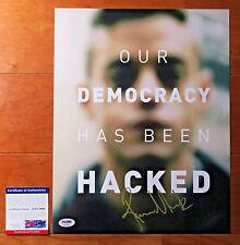 Rami Malek signed auto autograph 11x14 Photo Elliot USA Mr.Robot PSA DNA