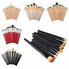 20PCS Beauty Pro Powder Eyeshadow Brush Lip Tool Cosmetic Foundation Brushes Set