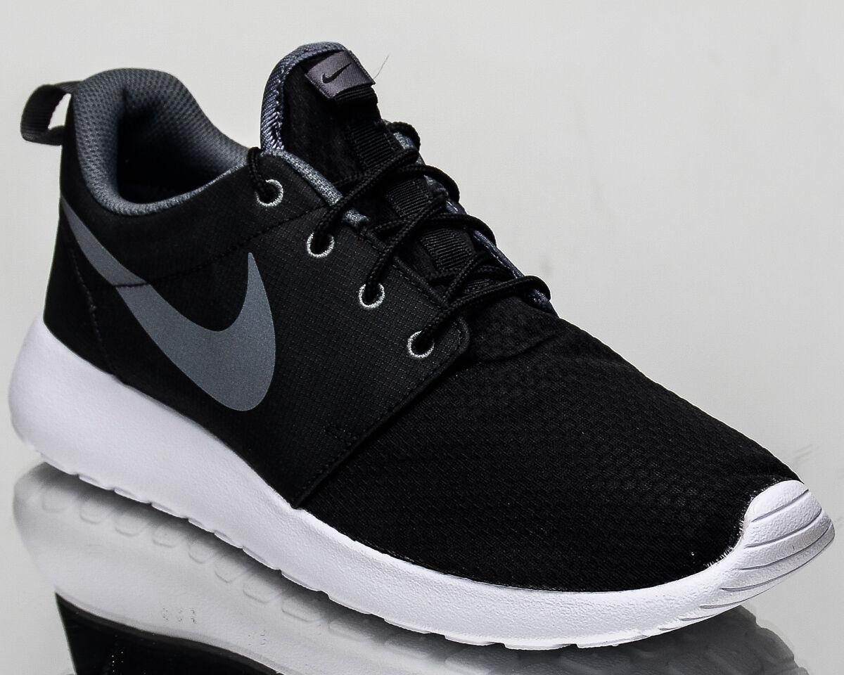 Nike Roshe NEW One SE men lifestyle sneakers rosherun NEW Roshe black grey 844687-004 fbdde0