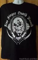 "FIVE FINGER DEATH PUNCH T-Shirt ""Get Cut"" S, M, L, XL, XXL Official/Licensed NEW"