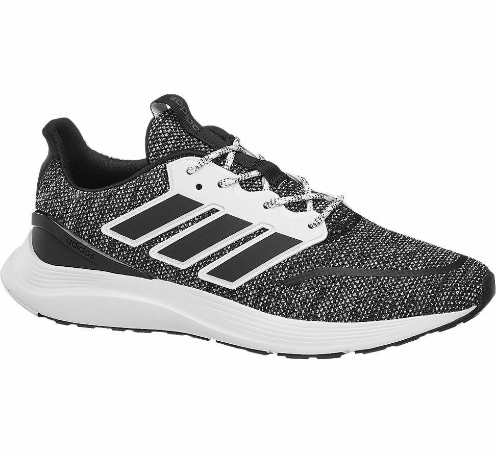 Adidas Herren Laufschuh ENERGY FALCON schwarz Neu