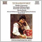 Tchaikovsky Violin Concerto Audio CD