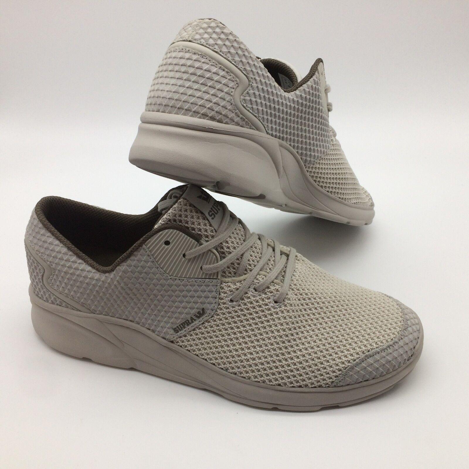 Supra Men's shoes ''NOIZ  LT GREY