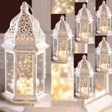 6 Large White Lantern Candleholder Wedding Centerpieces   eBay
