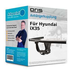 Für Hyundai iX35 04.2010-08.2015 ORIS Anhängerkupplung starr neu
