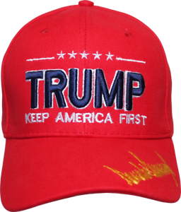 Donald Trump 2020 President Keep America Great Red Hat ...