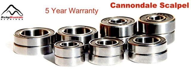 Cannondale Scalpel 29 Carbon Pivot Suspension Bearing Kits 2012 through 2016