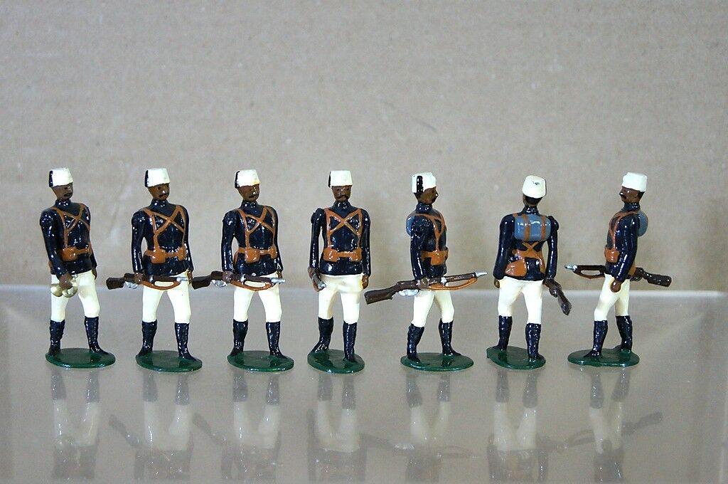 punto de venta en línea Réplica Modelos Patricio Campbell Britains Sudán Campaña Sudanés Infantería X X X 7  cómodamente