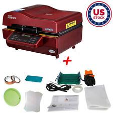 St 3042 3d Sublimation Heat Press Printer 3d Vacuum Heat Press Machine For Cases