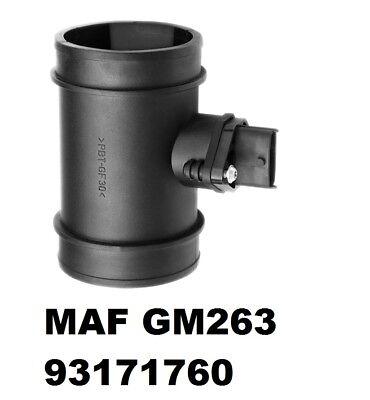 93171760  Mass Air Flow Sensor MAF Fits:Cadillac Catera Saturn L LS LW